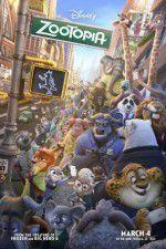 Watch Zootopia Online 123movies