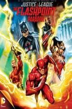 Watch Justice League: The Flashpoint Paradox Online 123movies