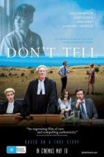 Watch Don\'t Tell Online 123movies