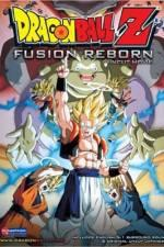 Watch Dragon ball Z 12: Fusion Reborn Online 123movies