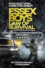 Watch Essex Boys: Law of Survival Online 123movies
